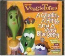 VeggieTunes: A Queen, A King, And a Very Blue Berry by VeggieTales (CD, Word