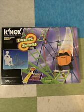 K'nex Infinite Journey Roller Coaster Building Set 347pc/pza