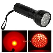 51 LED Red Light Flashlight Torch for Astronomy & Navigation & Night Vision