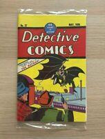 Detective Comics No.27 Special Edition Reprint 1st Batman Facsimile Never Open