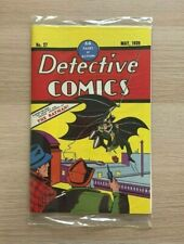 Detective Comics No.27 Special Edition Reprint 1st Batman Facsimile Never Open