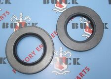 1937-1955 Buick Rear Axle Inner Oil Seals. Pair. OEM #1296810