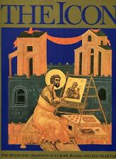 The Icon by Kurt Weitzmann and others - (hb,dj,1987)