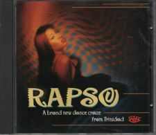 CD - Various Artists ‎– Rapso - A Brand New Dance Craze From Trinidad