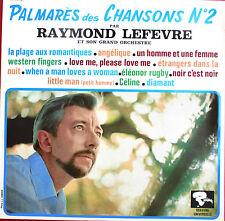 """RAYMOND LEFEVRE - LP """"PALMARÈS DES CHANSONS N°2"""""""