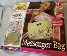 NEW Gift Messenger Bag Craft Kit by It's So Me!