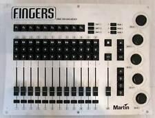 Martin Fingers Faderboard für Lightjockey Lichtsteuerung