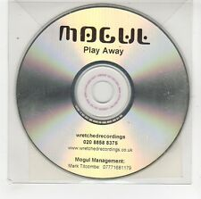 (GG660) Mogul, Play Away - 2003 DJ CD