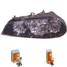 Headlight Left Alfa Romeo 156 932 09.97-09.05 H7/H1 Incl. Philips 1379407