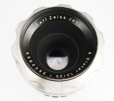 Carl Zeiss Jena 25mm f1.4 Biotar T* Micro 4/3 mount  #3662866