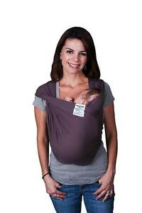 NEW Baby K'tan Original Baby Carrier Eggplant Small