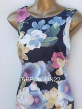 2016 Monsoon Camilla Floral Print Pencil Cocktail Dress Uk8-uk18 16