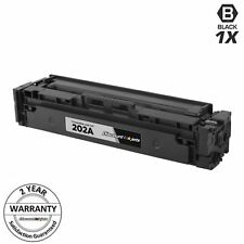 Black Comp Laser Toner Cartridge for HP 202A CF500A Printer M254dw M281cdw M281