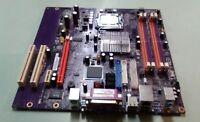 PCI EXPRESS 945GT-GB MOTHERBOARD V1.1 CPU SL9KF
