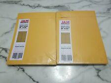 New Listingjam 9 X 12 Open End Catalog Premium Envelopes Brown Kraft Manila 100pack