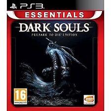 Dark Souls Prepare to Die Edition Ps3 Essentials