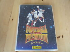 ALBUM OFFICIAL FOOTBALL CARDS 1995 - PREMIUM - Panini COMPLET