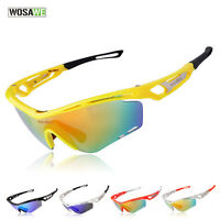 Unisex Polarized Sunglasses Outdoor Sports Eyewear Cycling Goggles Glasses
