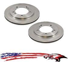 Front Disc Brake Rotors for Chevrolet Tracker 2000-2004 Suzuki Vitara 1999-2004
