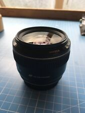 Canon EF 28mm f1.8 camera lens
