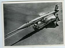 PHOTO Douglas Aircraft Compagny Missile X-7