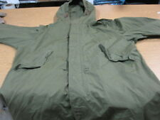 RARE Vintage Korea War US M-1951 Shell Fishtail Parka Millville Sportswear SM