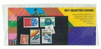 MAD11) Australia 1971 Selected Issues Pack MUH