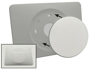 Google Nest 2nd/3rd Generation Stand/Wall Bracket/Plate/Mount BLANKING CAP/DISC