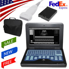 USA Portable Handheld Digital Ultrasound Scanner Machine Linear Probe+ Oximeter