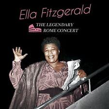 Ella Fitzgerald - Legendary Rome Concert + 6 Bonus Tracks [New CD] Bonus Tracks,