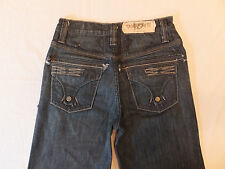 Taverniti So Soho High Waist 27 x 35 1/2 Flare Women's Jeans