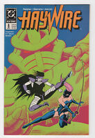 Haywire #8 (Apr 1989, DC) Michael Fleisher, Vince Giarrano c