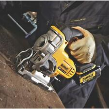 Dewalt DCS331N 18V Li-Ion XR Cordless Jigsaw Bare Professional Wood Steel Bevel