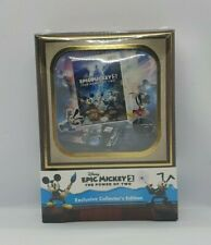 Nintendo Wii Disney Epic Mickey 2 The Power of Two Collectors Edition NEW SEALED