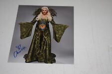 WWE WOMENS DIVAS CHAMPION CHARLOTTE FLAIR SIGNED AUTOGRAPHED 8X10 PHOTO PEACOCK