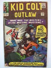 Kid Colt Outlaw #124 (September 1965, Marvel) [VG+ 4.5]