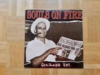 Souls On Fire – Collars Up! lp