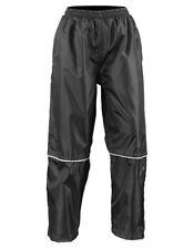 Abbigliamento, scarpe e accessori neri per la pesca taglia L