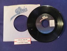 COLIN RAYE One Boy One Girl/I Love Being Wrong 45 Record EPIC RECORDS