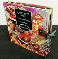 CHOCOLATE BOX by JOANNA FARROW Confectionery Desserts Cake Biscuits (2) RE100
