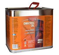 Owatrol Öl Kriechöl Rostschutz Holzschutz in 3 Liter Kanister