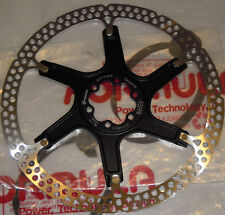 "Formula - One disk rotor 203mm/8"" model 2-piece BLACK spider 6 hole-FD54039-00"