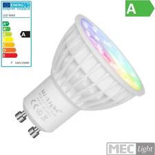 GU10 Led Funk Strahler / Spot RGB+CCT 4W dimmbar steuerbar 230V MiLight