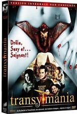 TRANSYLMANIA [Version intégrale non censurée] DVD ~ Oren Skoog - NEUF - VF