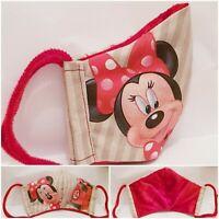 Masque enfant Disney Minnie.