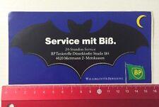 Aufkleber/Sticker: BP - Service Mit Biß - Wir Sorgen Für Bewegung (29051618)