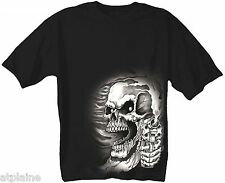 T-Shirt MC ASSASSIN - Taille L - Style BIKER HARLEY