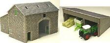 Metcalfe PO251 Manor Farm Barn (00 Gauge) Railway Model Kit