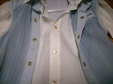 Completo pantalone camicia gilet cerimonia per bambino anni 8 TRE API NUOVO!