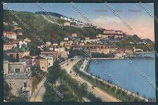 Trieste Barcola cartolina C2720 SZG
